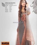 Warda Designer Lawn Dresses 2014 Volume 2 8