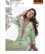 Warda Designer Lawn Dresses 2014 Volume 2 9