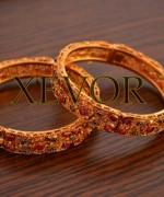 Xevor Jewellery Designs 2014 For Girls 002