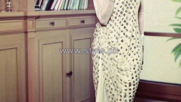 Yasmeen Jiwa Party Dresses 2014 For Girls 4