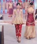 Zaheer Abbas Collection At Pantene Bridal Couture Week 2014 0012