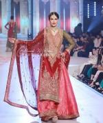 Zaheer Abbas Collection At Pantene Bridal Couture Week 2014 0019