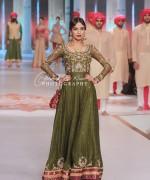 Zaheer Abbas Collection At Pantene Bridal Couture Week 2014 002