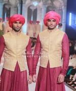 Zaheer Abbas Collection At Pantene Bridal Couture Week 2014 0020