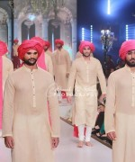 Zaheer Abbas Collection At Pantene Bridal Couture Week 2014 005