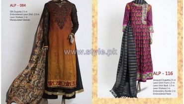 Almirah Jashanwarah Collection 2014 For Eid-Ul-Fitr 11