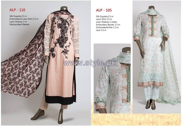 Almirah Jashanwarah Collection 2014 For Eid-Ul-Fitr 9