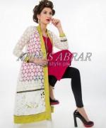 Annus Abrar Girls Dresses 2014 For Eid 3