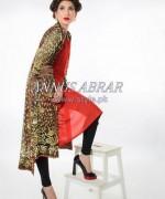 Annus Abrar Girls Dresses 2014 For Eid 4