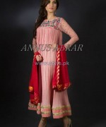 Annus Abrar Girls Dresses 2014 For Eid-Ul-Fitr 6