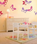 Best Ideas To Decorate Girls Room With Butterflies 002