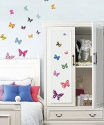 Best Ideas To Decorate Girls Room With Butterflies 05