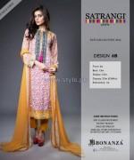 Bonanza Satrangi Eid Dresses 2014 For Girls 5