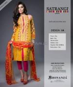 Bonanza Satrangi Eid Dresses 2014 For Women 10