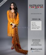 Bonanza Satrangi Eid Dresses 2014 For Women 7