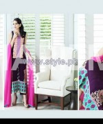 Charizma Embroidered Eid Dresses 2014 For Women 10