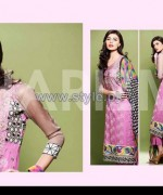 Charizma Embroidered Eid Dresses 2014 For Women 11
