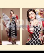Charizma Embroidered Eid Dresses 2014 For Women 12