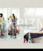 Charizma Embroidered Eid Dresses 2014 For Women 3