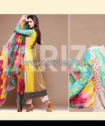 Charizma Embroidered Eid Dresses 2014 For Women 4