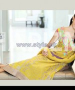 Charizma Embroidered Eid Dresses 2014 For Women 7