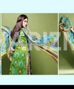 Charizma Embroidered Eid Dresses 2014 For Women 8
