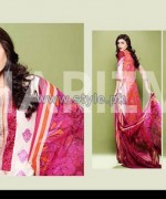 Charizma Embroidered Eid Dresses 2014 For Women 9