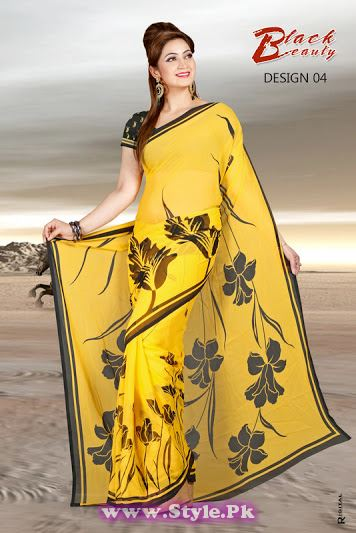 Colorful Sarees For Summer (3)