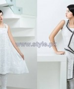 Cynosure Chikankari Collection 2014 For Girls 1