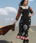 Dicha Embroidered Lawn Dresses 2014 For Eid-Ul-Fitr 11