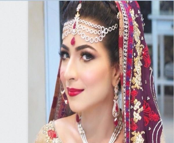 Dua Malik Mehndi And Wedding Pictures 13