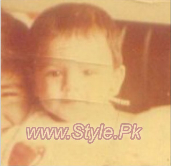 Famous Singer Nouman Javaid Profile And Pictures-noman javed childhood copy