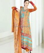Firdous Fashion Julie Lace Dresses 2014 For Girls 5