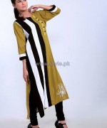 Grapes The Brand Eid Dresses 2014 For Girls 1
