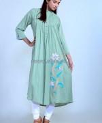 Grapes The Brand Eid Dresses 2014 For Girls 2