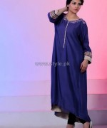 Grapes The Brand Eid Dresses 2014 For Girls 3