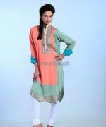 Grapes The Brand Eid Dresses 2014 For Girls 4