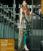 Gul Ahmed Festive Collection 2014 For Eid 1