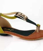 Gul Ahmed Summer Shoes 2014 For Women 006