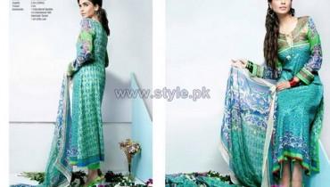 Ittehad Textiles Eid-Ul-Fitr Dresses 2014 For Women 10