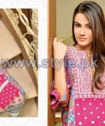 Jubilee Cloth Mills Eid Dresses 2014 For Girls 1