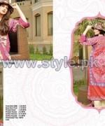 Jubilee Cloth Mills Eid Dresses 2014 For Girls 2