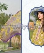 Jubilee Cloth Mills Eid Dresses 2014 For Girls 3