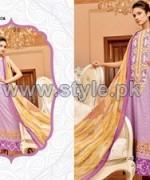Jubilee Cloth Mills Eid Dresses 2014 For Women 8