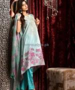 Khaadi Eid-Ul-Fitr Dresses 2014 For Girls 1