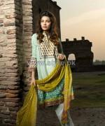Khaadi Eid-Ul-Fitr Dresses 2014 For Women 12