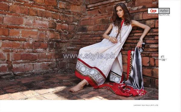 LSM Fabrics Mid Summer Dresses 2014 For Women 6