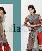 Lala Textiles Madham Collection 2014 For Summer 2