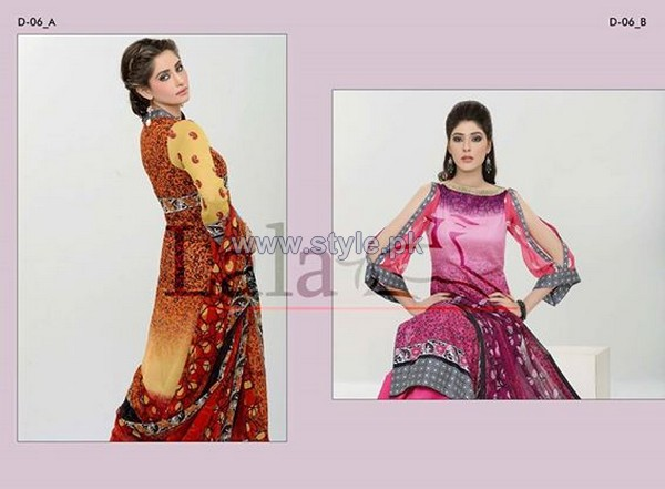 Lala Textiles Madham Collection 2014 For Summer 3