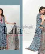 Lala Textiles Madham Collection 2014 For Summer 4